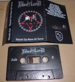 BLOODY LAIR - Behind The Gates Of Terror Tape (Black Bunker)