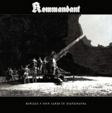 KOMMANDANT - Kontakt/Iron Hands On Scandinavia LP (Purity Through Fire)
