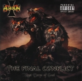 ACHERON - The Final Conflict: Last Days Of God LP (Funeral Industries)