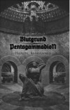 BLUTGRUND/PENTAGAMMADION - Heroic Resistance Tape (Act Of Hate)