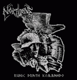 NOKTURNE - Runic Death Kommando LP (Sang & Sol Productions/Darker Than Black)