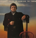 CASH, JOHNNY - Johnny Cash Is Coming To Town LP (Mercury)
